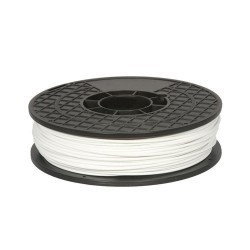 Filament PLA de 1,75 mm in diametru 500g Alb